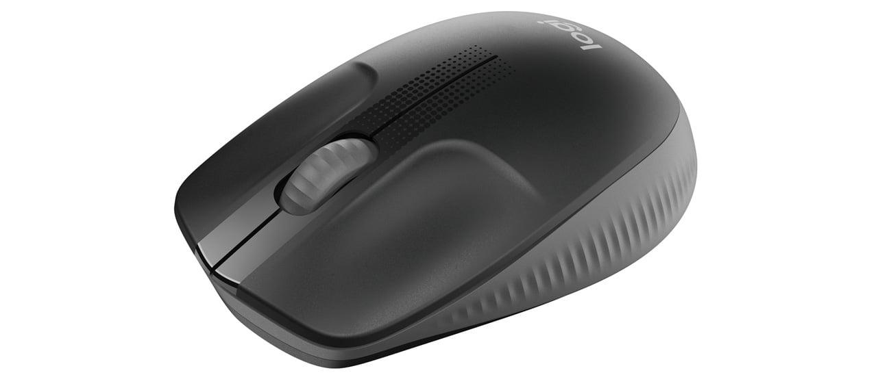 Mysz bezprzewodowa Logitech M190 czarna