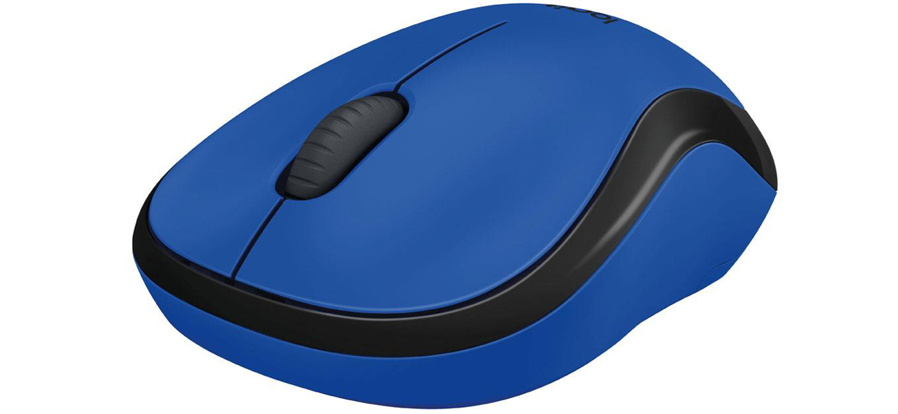 Logitech M220 Niebieska