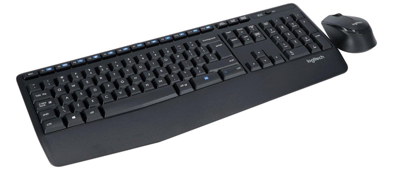 Zestaw bezprzewodowy Logitech MK345