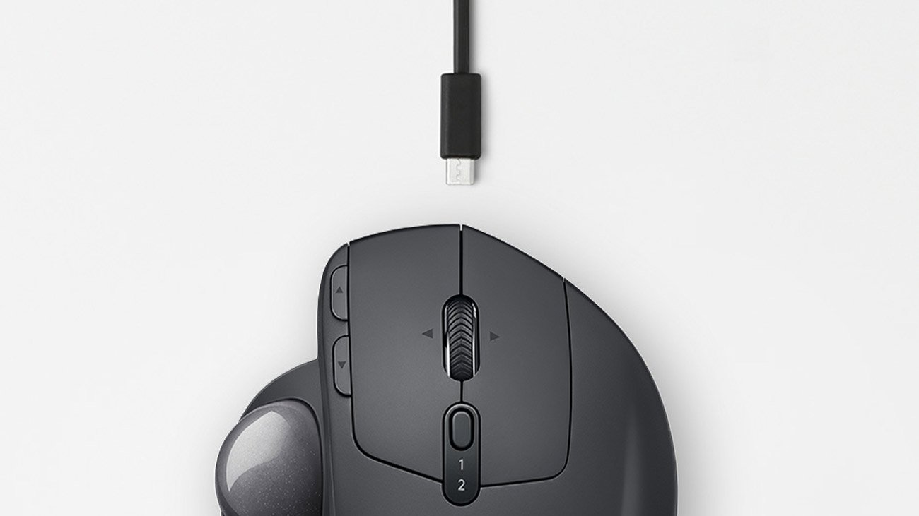 Logitech MX Ergo Wireless Trackball akumulator
