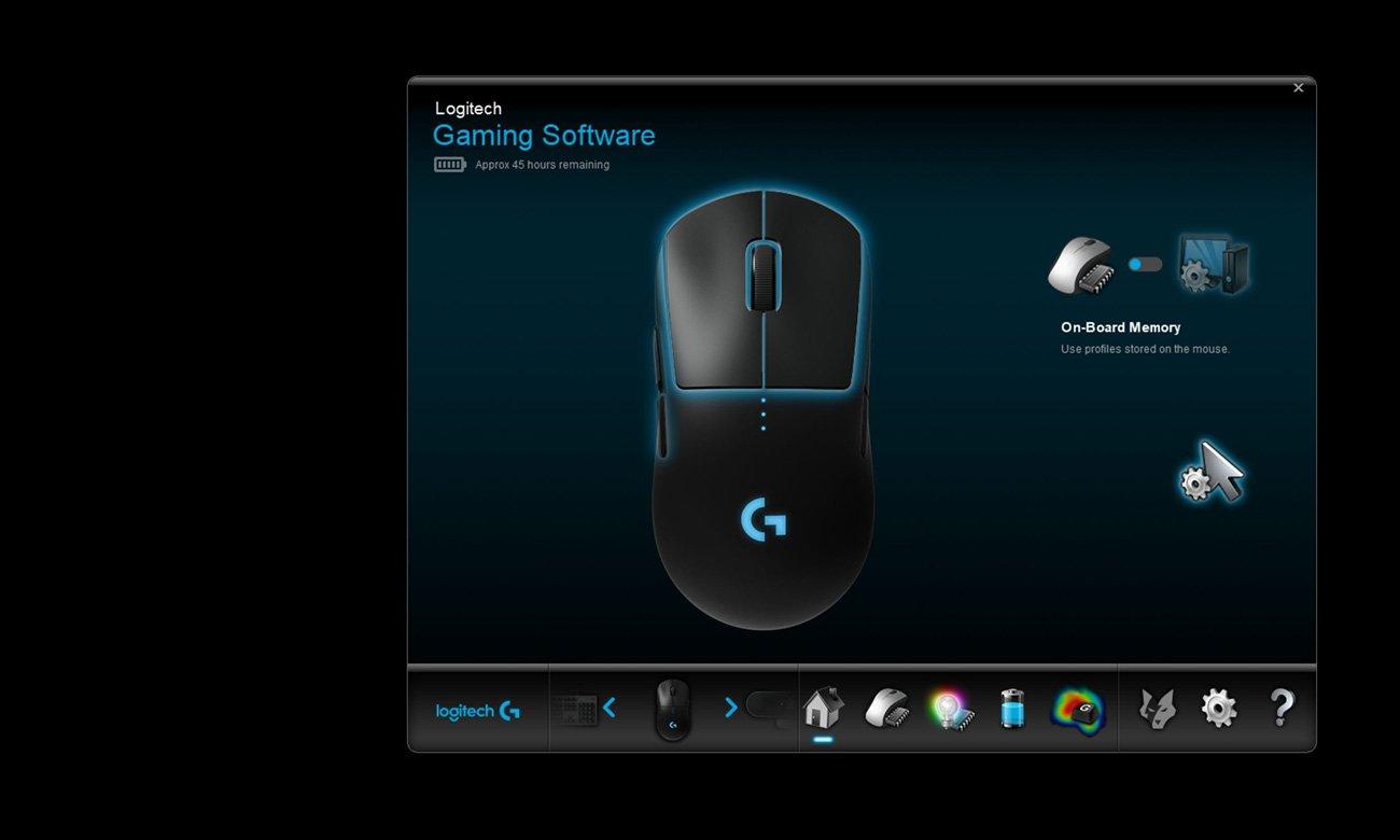 LOGITECH PRO Wireless Gaming Mouse