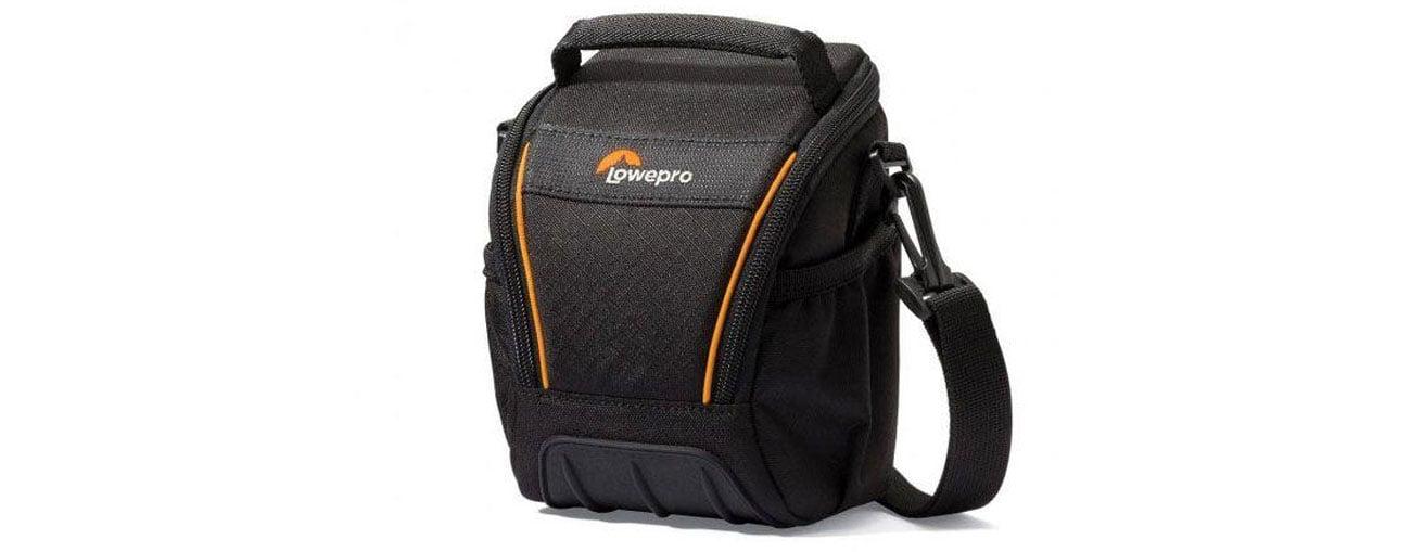 Torba na aparat cyfrowy Lowepro Adventura SH100 II czarna LP-ADVSH100II-B-DY praktyczna i wygodna