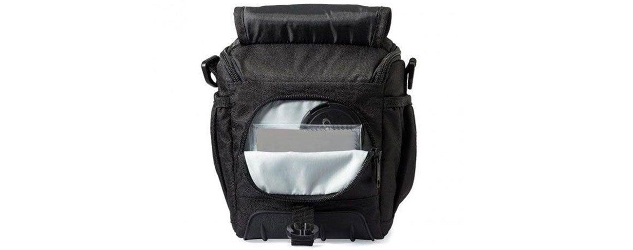 Torba na aparat cyfrowy Lowepro Adventura SH120 II czarna LP-ADVSH120II-B-DY praktyczna i wygodna