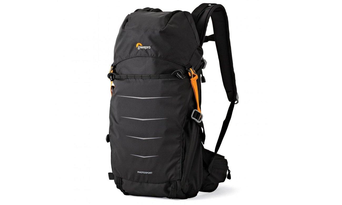 Plecak na aparat cyfrowy Lowepro Photo sport BP 200 AW II czarny