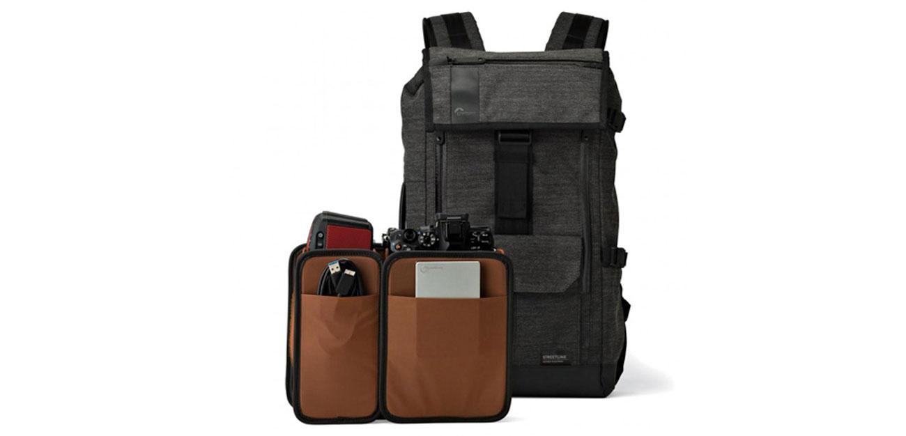 Lowepro StreetLine BP 250 funkcjonalny stylowy plecak