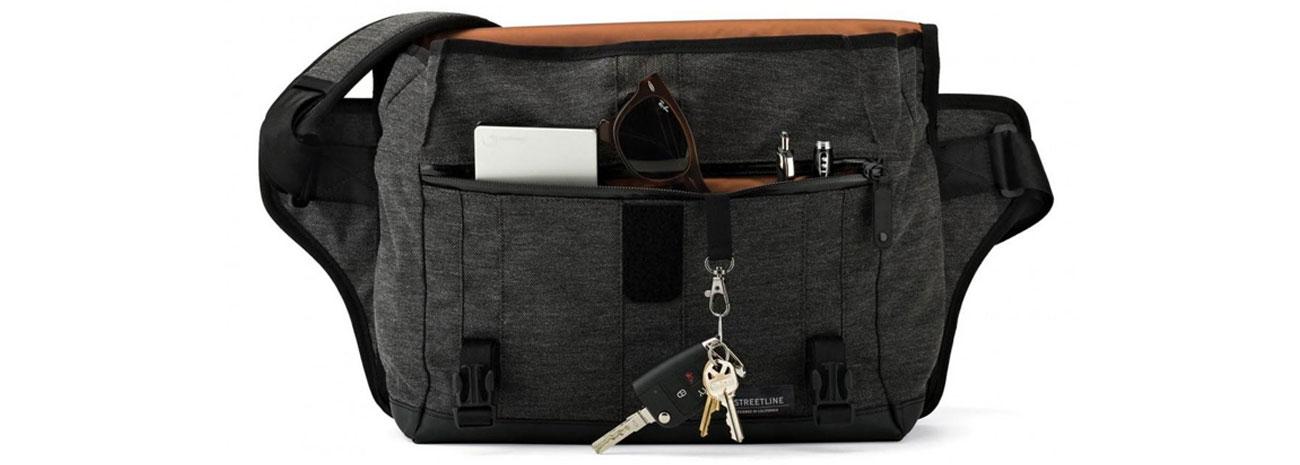 Lowepro StreetLine SH 140 funkcjonalna i stylowa torba