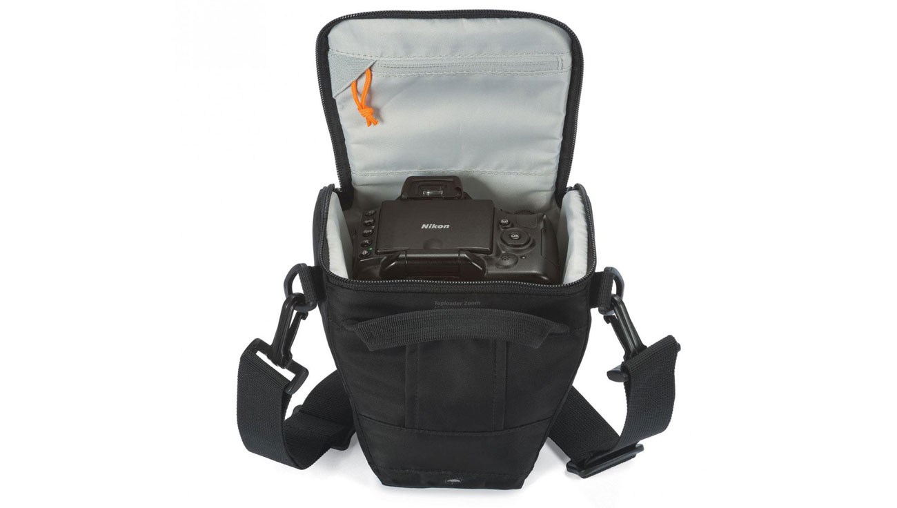 Torba fotograficzna Toploader Zoom 45 AW II funkcjonalna i stylowa