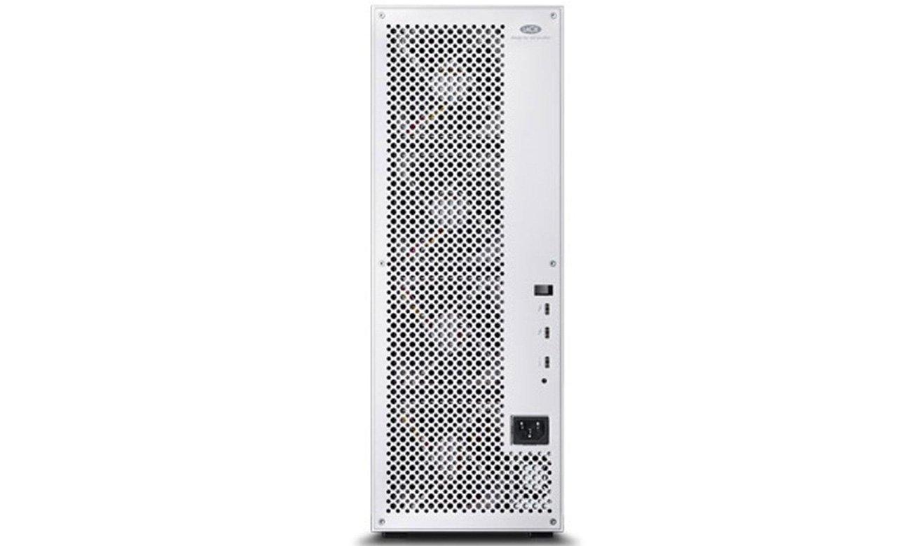 12big 96TB 12-Bay Thunderbolt 3 (12 x 8TB) chłodzenie