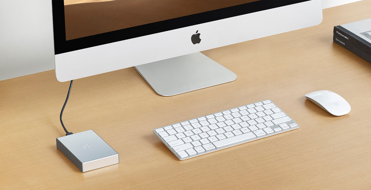LaCie Drive for Mac Design