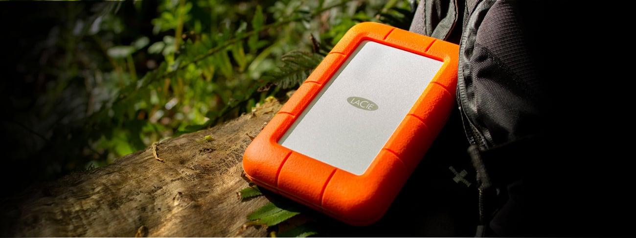 Dysk twardy zewnętrzny LaCie Rugged SSD V2 Thunderbolt