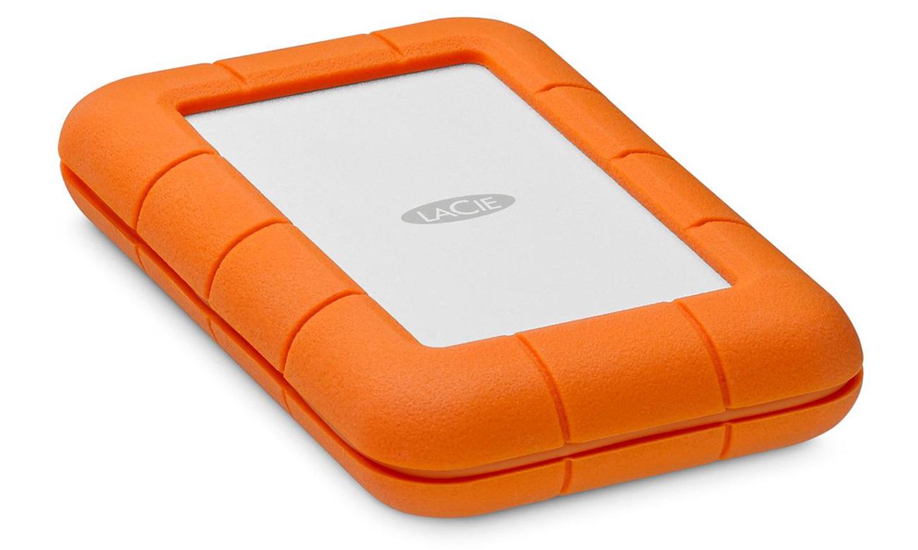 LaCie Rugged 1 TB USB-C odporny na wode kurz i upadek