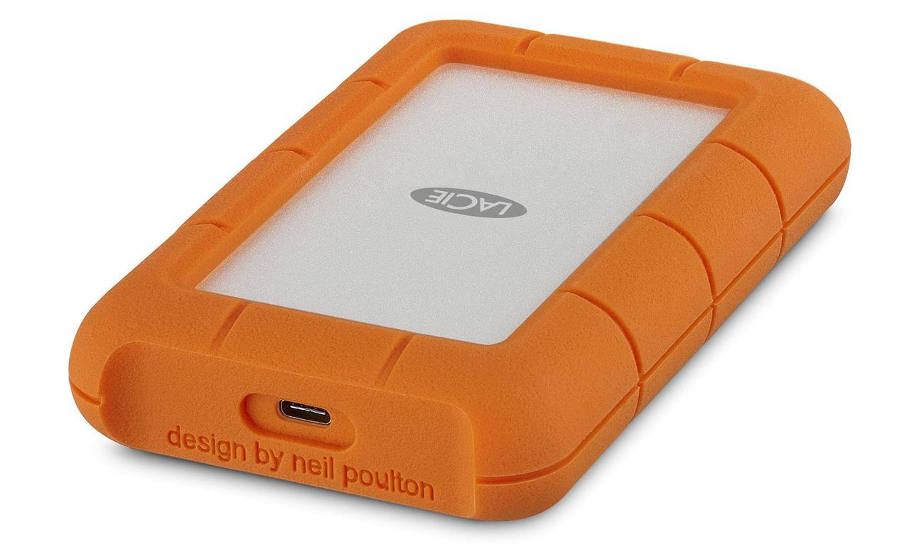LaCie Rugged 1 TB USB-C usb-c