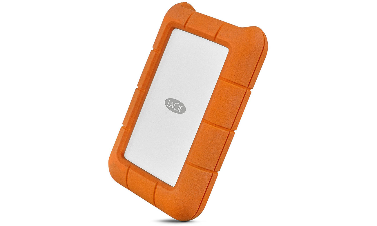 LaCie Rugged 2TB USB 3.1