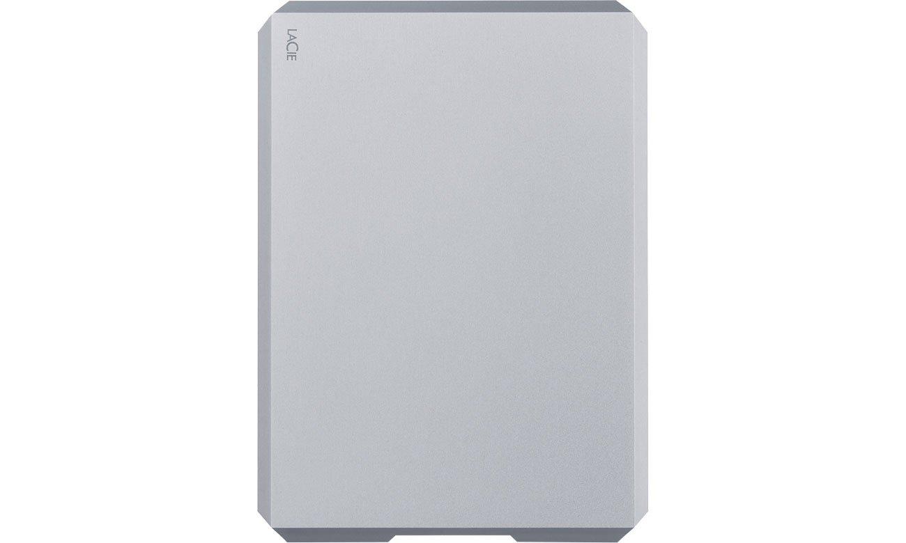LaCie Mobile Drive Aluminiowa obudowa