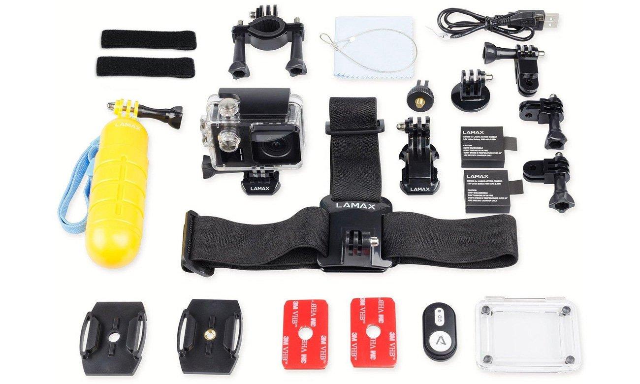 Kamera sportowa Lamax X10 Taurus