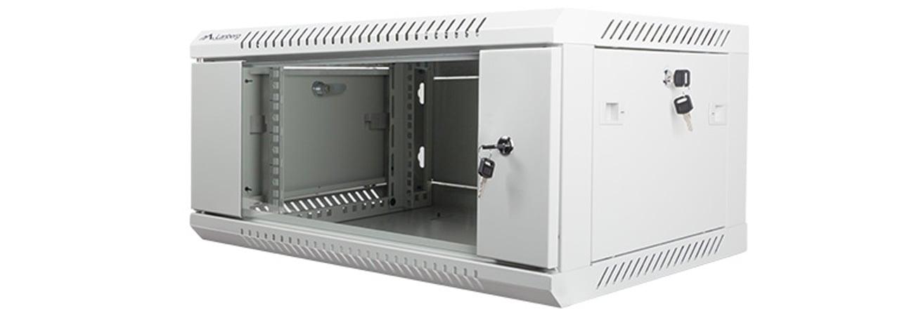 Szafka instalacyjna RACK 4U 600x450