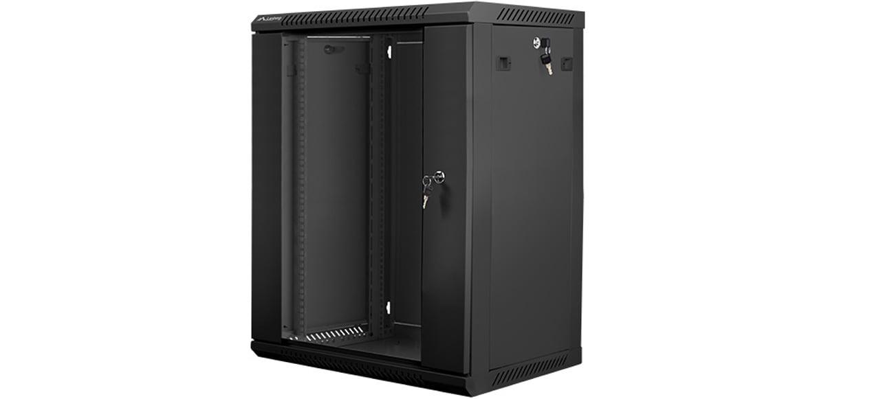 Szafka instalacyjna RACK 15U 600x450