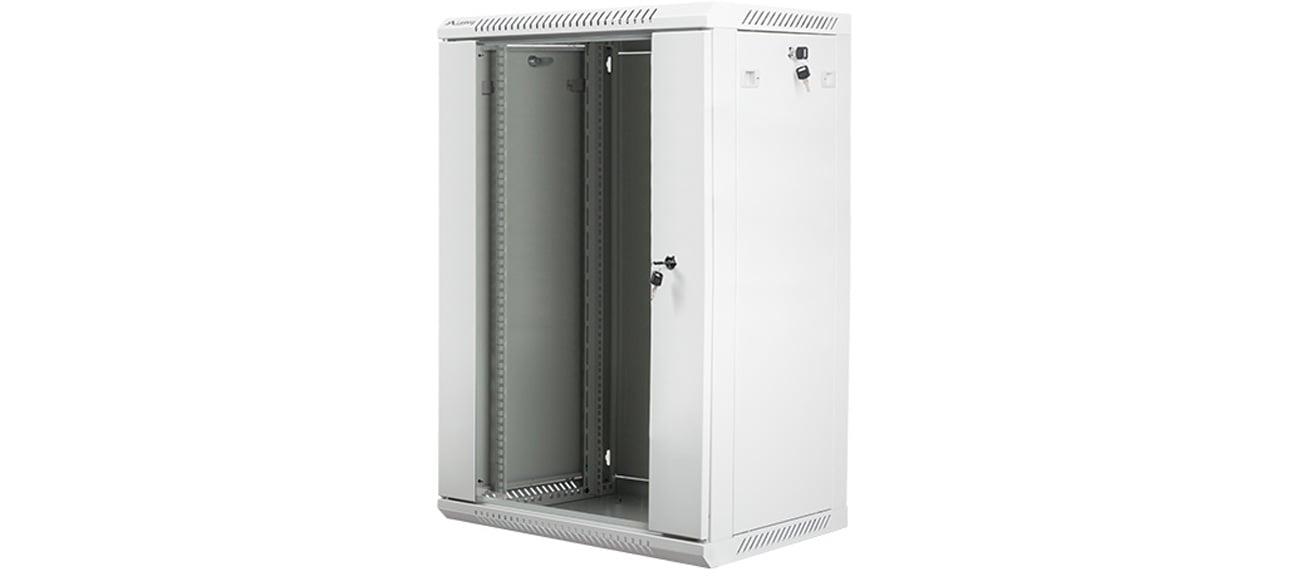 Szafka instalacyjna RACK 18U 600x450