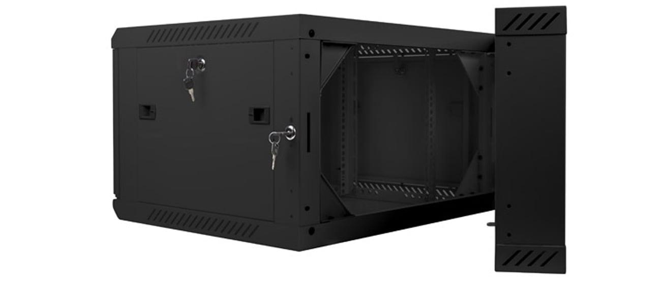 Szafka instalacyjna RACK 6U 600x600