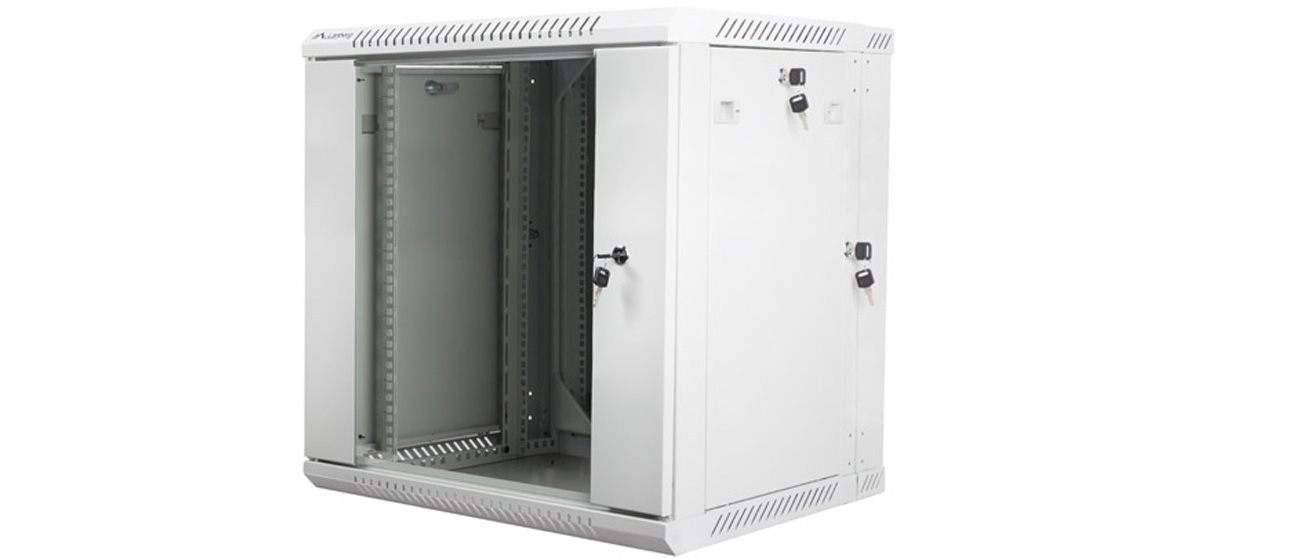 Szafka instalacyjna RACK 12U 600x600