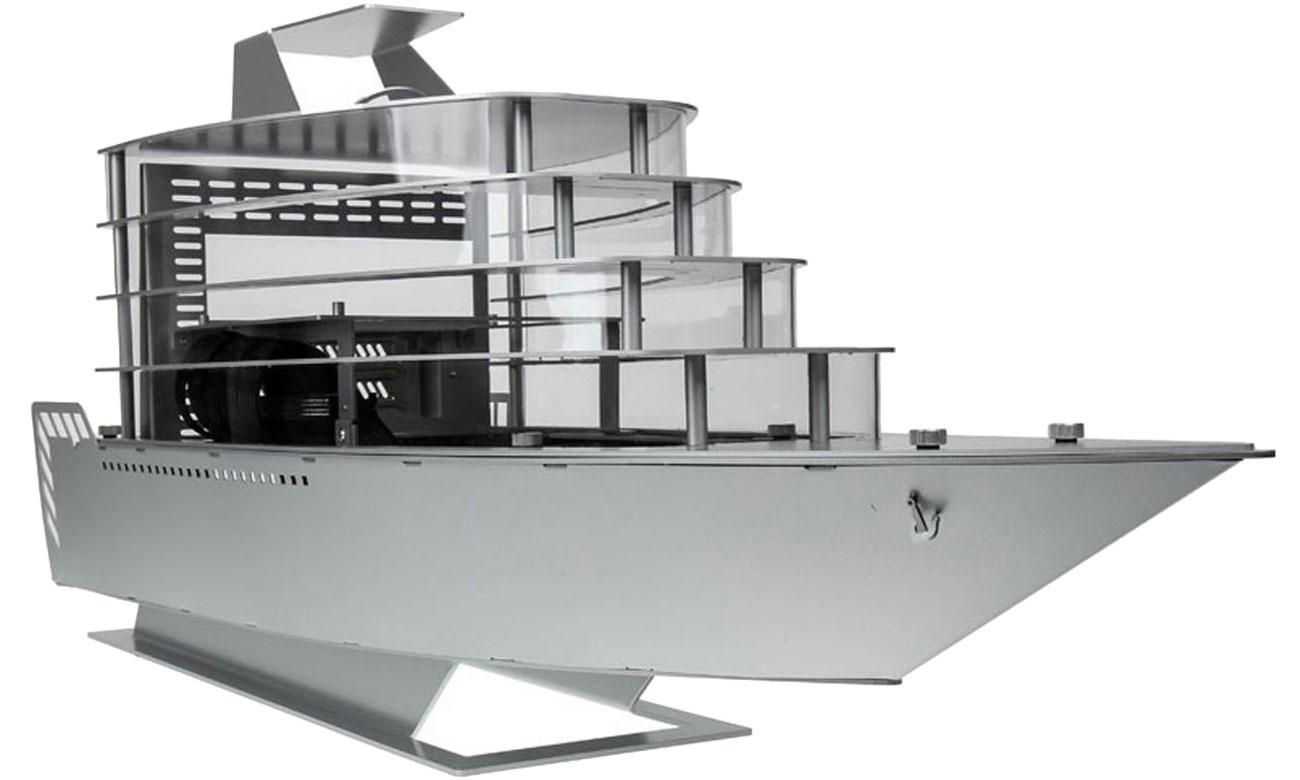 Obudowa do komputera Lian Li PC-Y6A Odyssey Yacht czarny