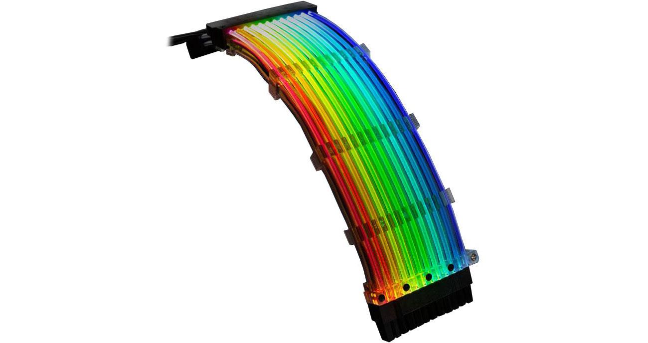 Kabel ATX Lian Li Strimer 24-Pin RGB ZUAD-910/ Strimer 24pin