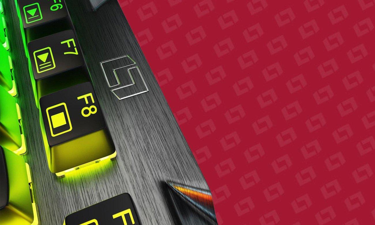 Lioncast LK200 RGB Podświetlenie Radiant Backlight