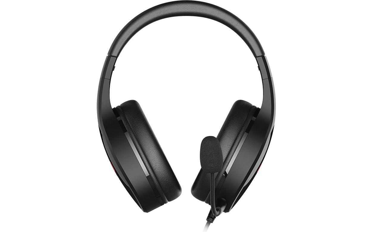 Zestaw słuchawkowy Lioncast LX20