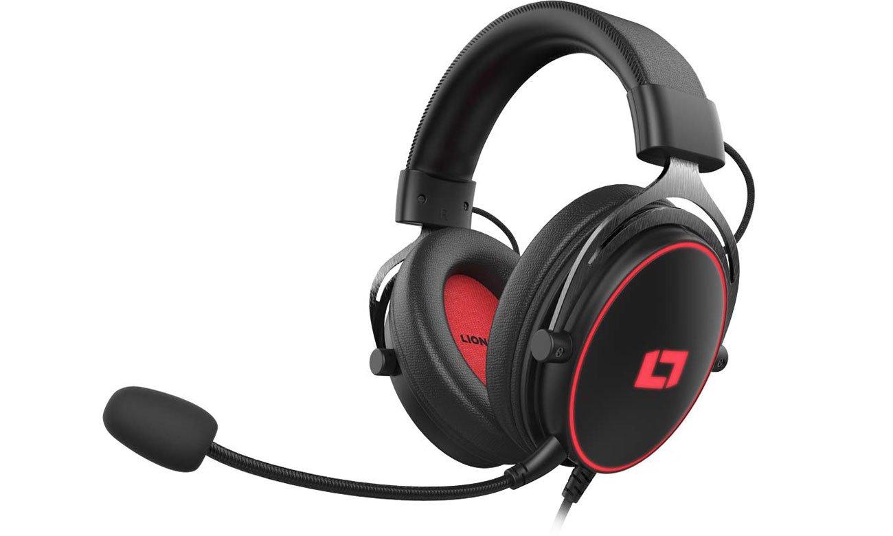 Słuchawki Lioncast LX55 Gaming Headset