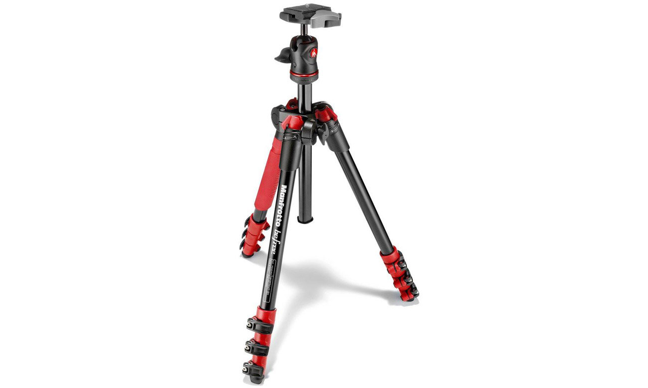 Manfrotto BE Free cechy