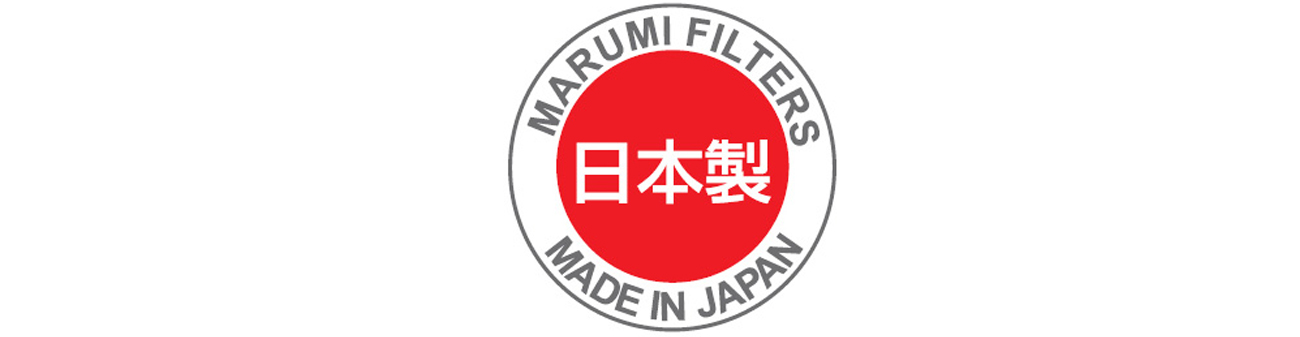 Marumi filters logo