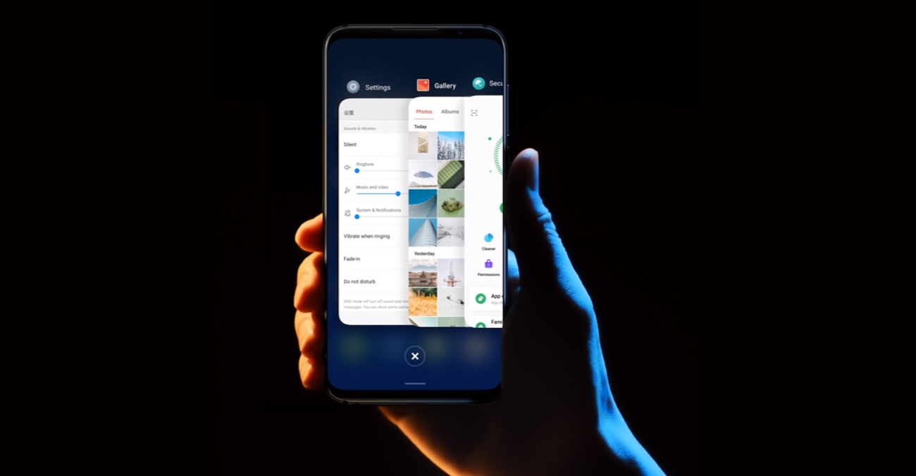 MEIZU 16th android 8 z flyme os 7