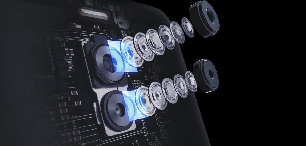 Meizu M6 Note aparat 13 + 5 Mpix Sony IMX362 soczewki samsung 2L7