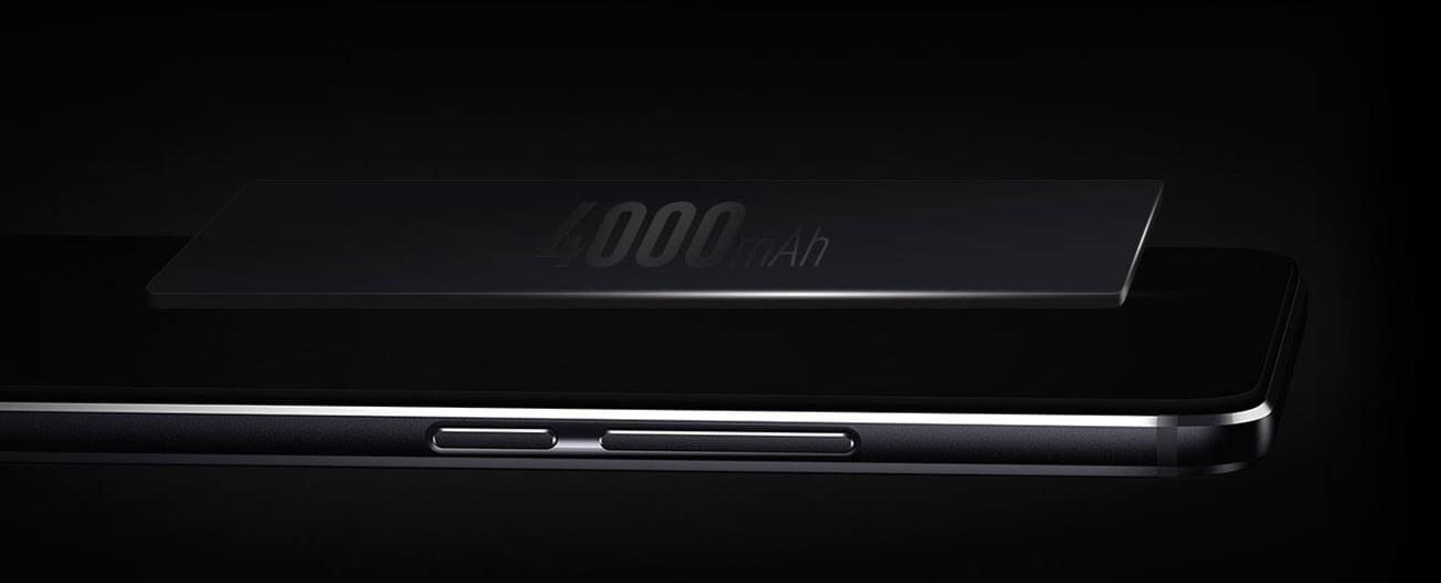 Meizu M6 Note bateria 4000 mAh mCharge 18 W