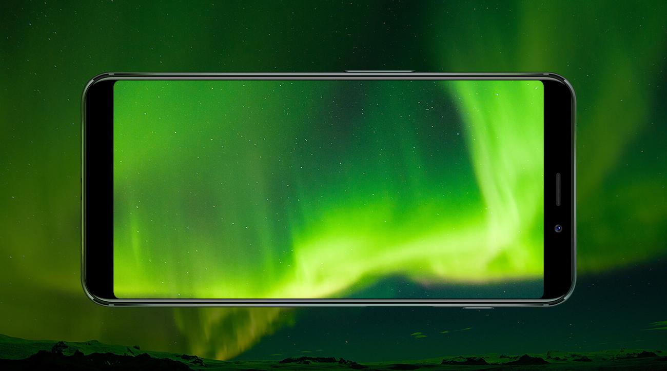 Meizu M6s ekran 5,7 Edge-to-Edge
