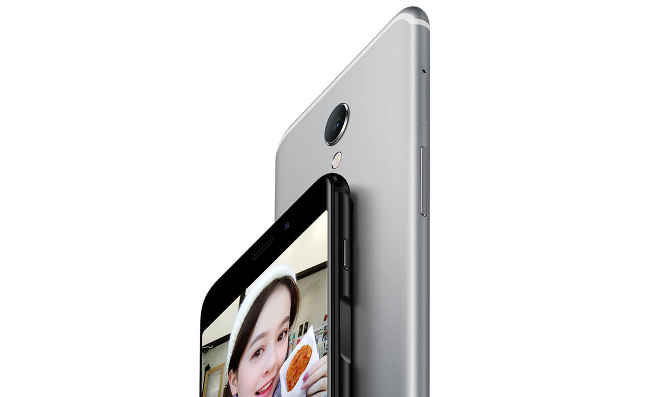 Meizu M6s Aparat 16 Mpix Samsung CMOS