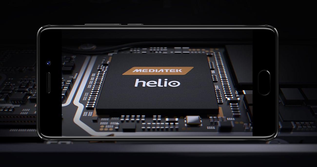 Meizu Pro 7 ośmiordzeniowy procesor Helio P25