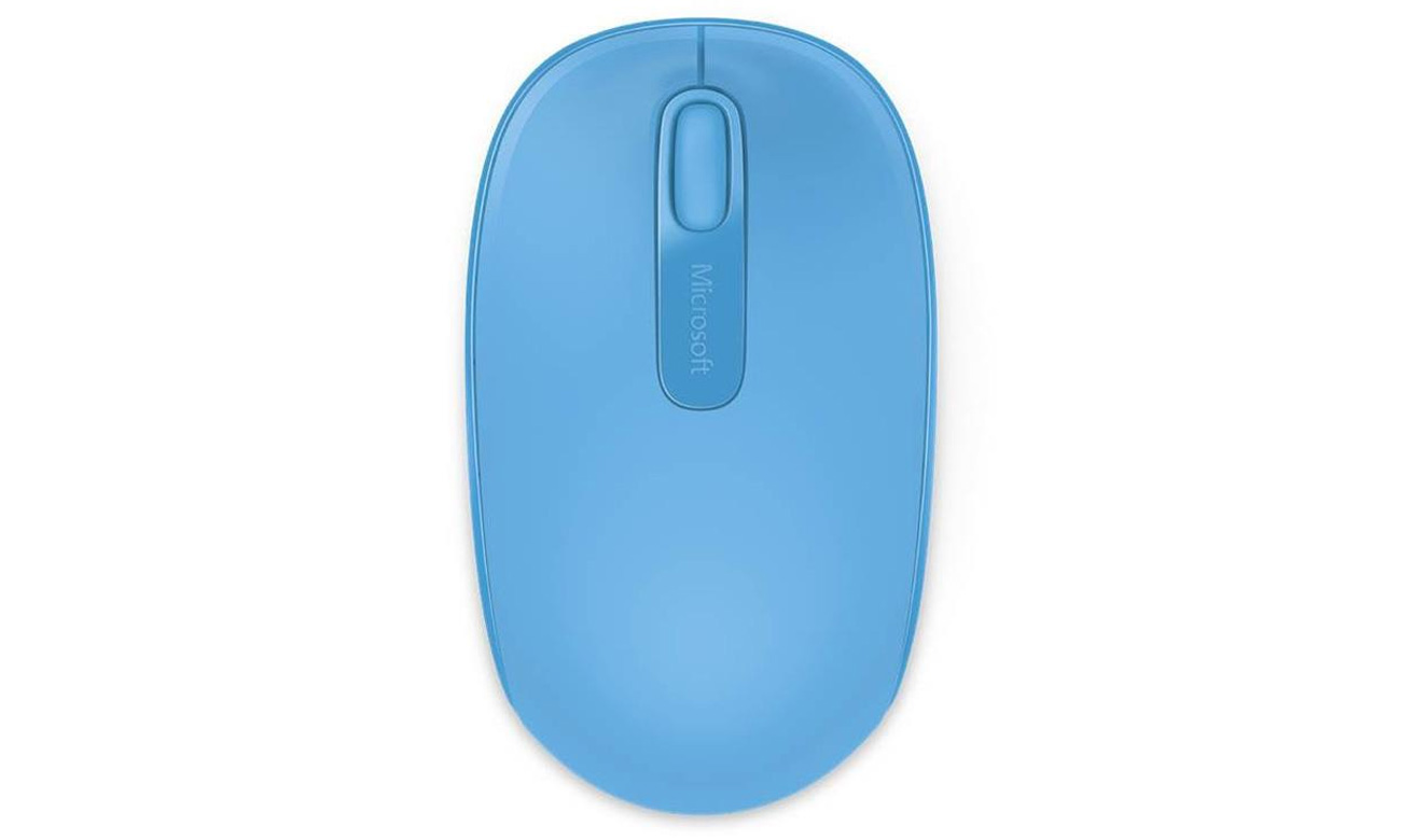 Myszka Microsoft 1850 Wireless Mobile Mouse czarna