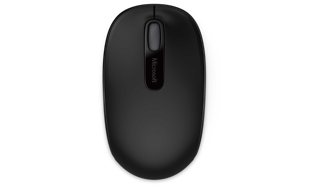 Myszka Microsoft 1850 Wireless Mobile Mouse czarna