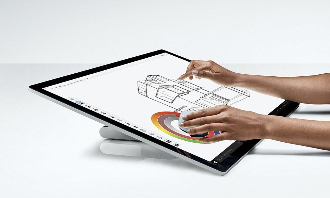 Microsoft Surface Dial Projektowanie