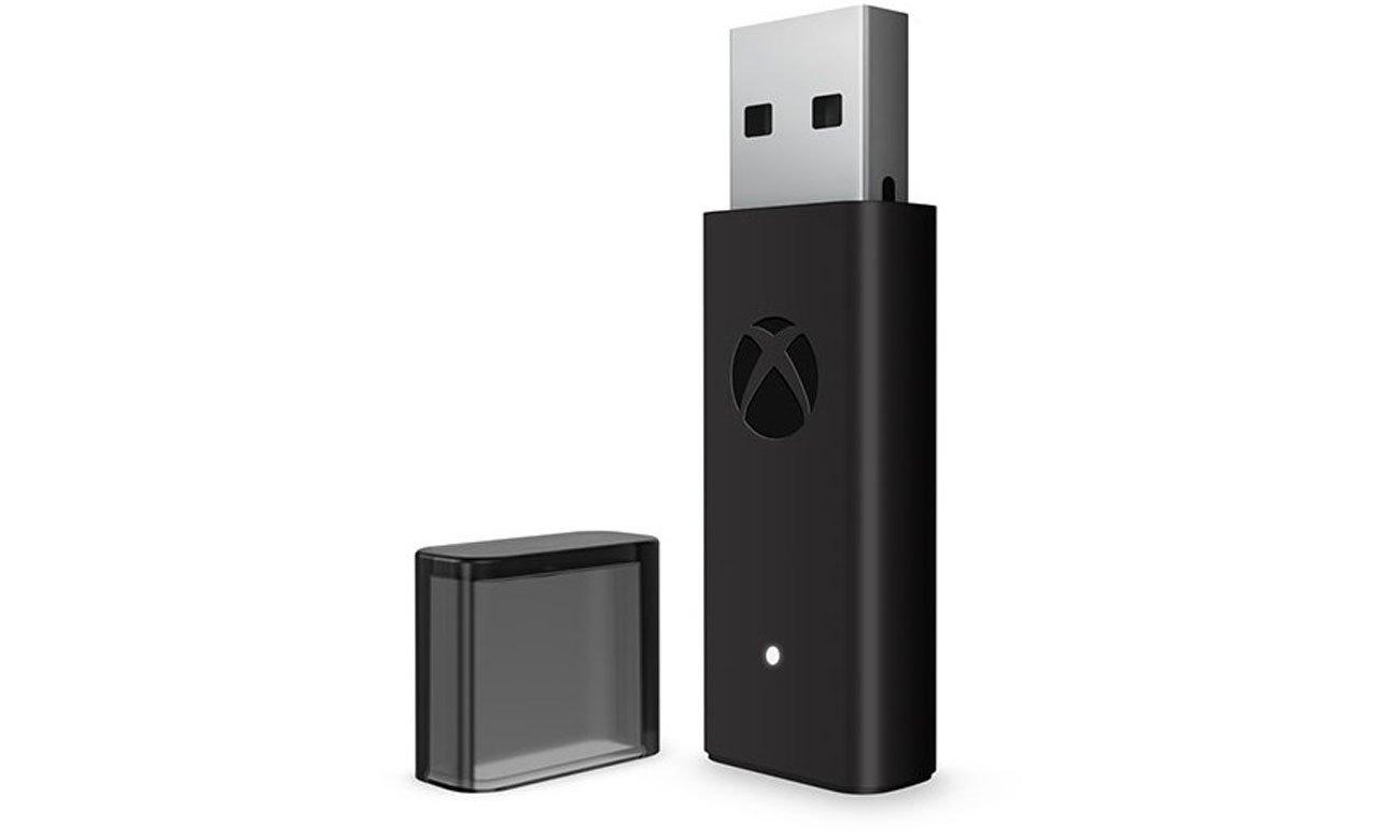Adapter bezprzewodowy Xbox do urządzeń z systemem Windows 10