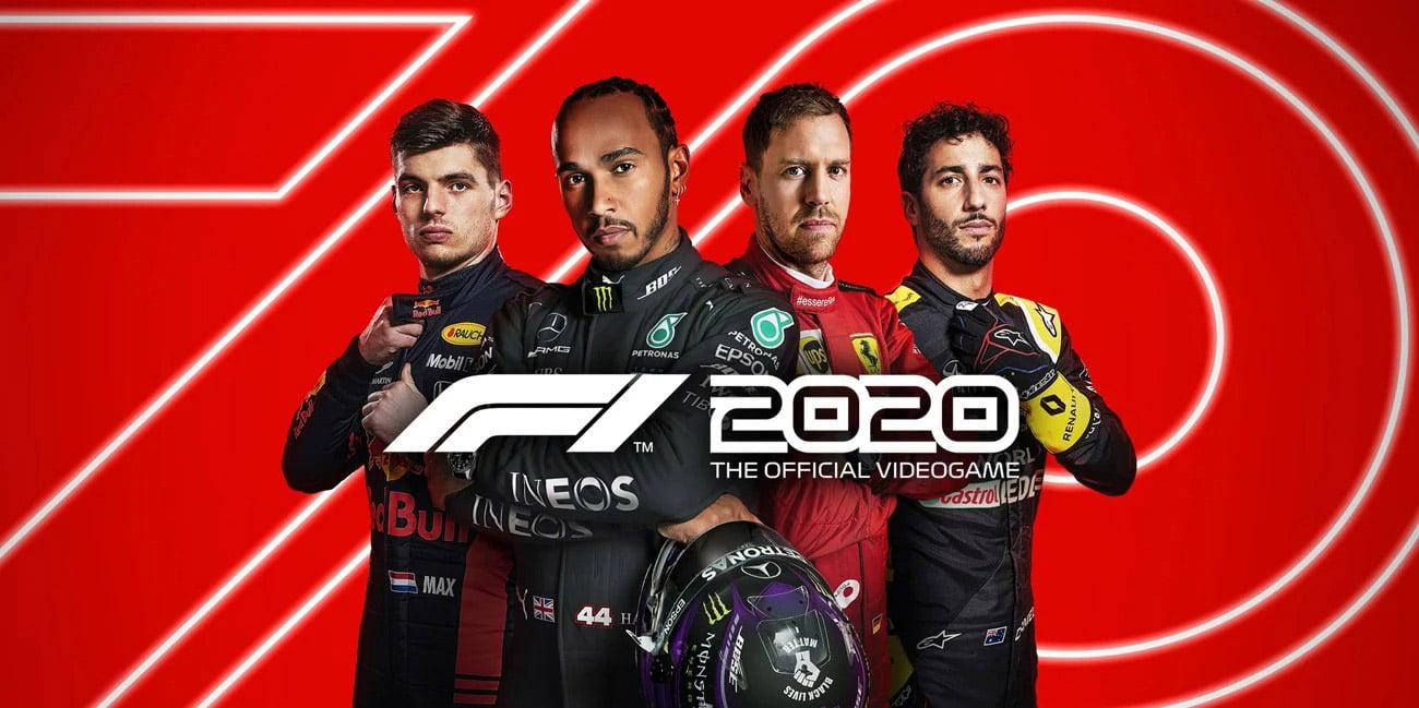 Gra F1 2020 na komputery PC