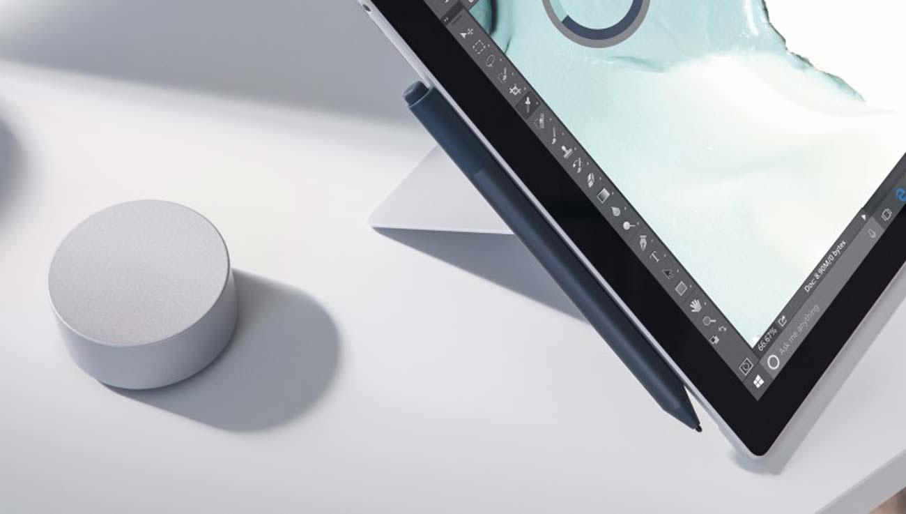 Pióro Surface Pen Tworzenie