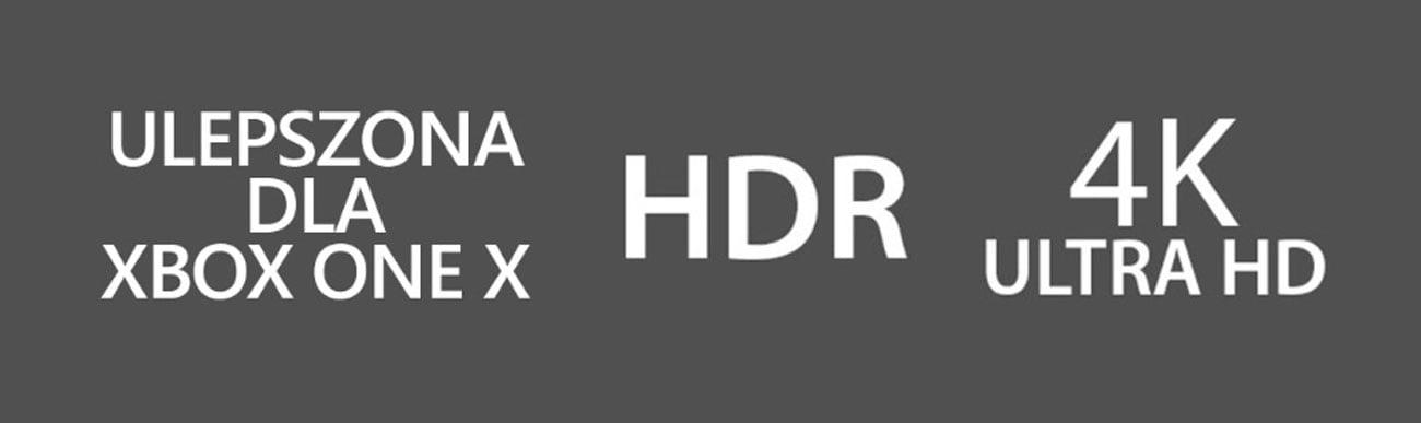 Ulepszona dla Xbox One X