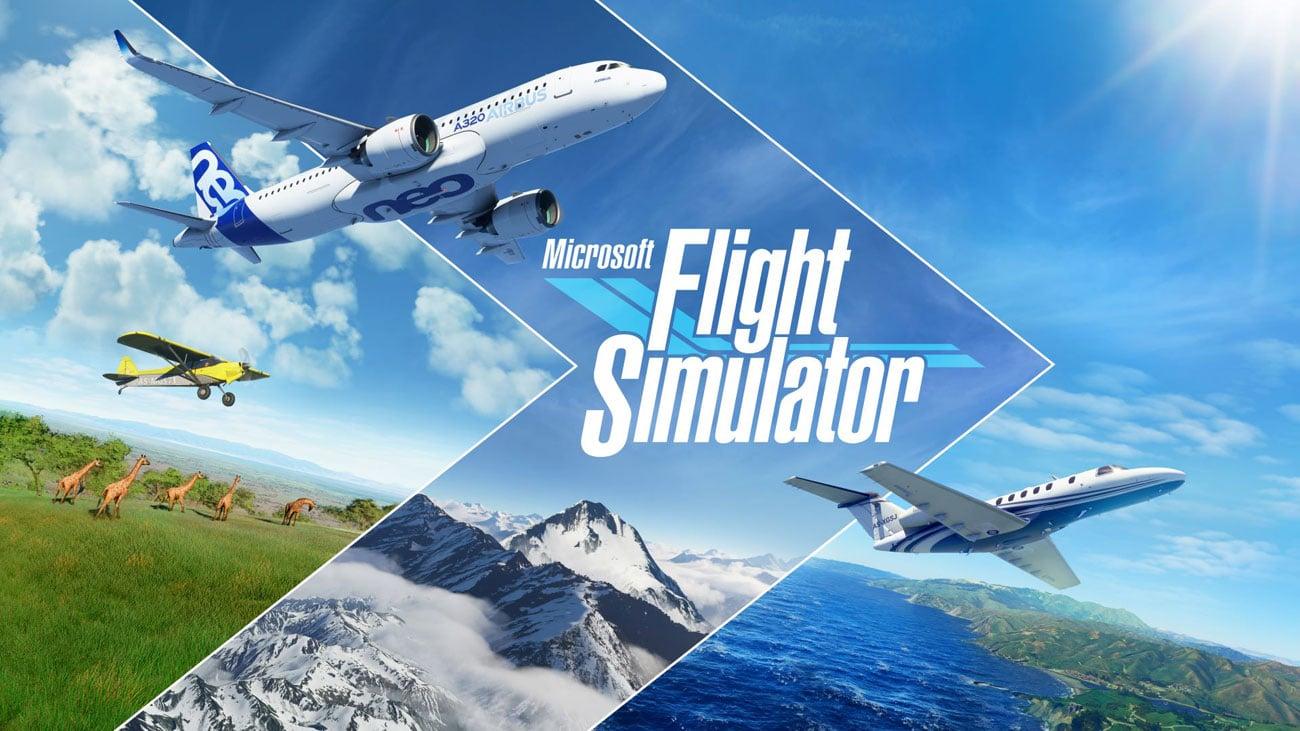 Gra Microsoft Flight Simulator na komputery PC