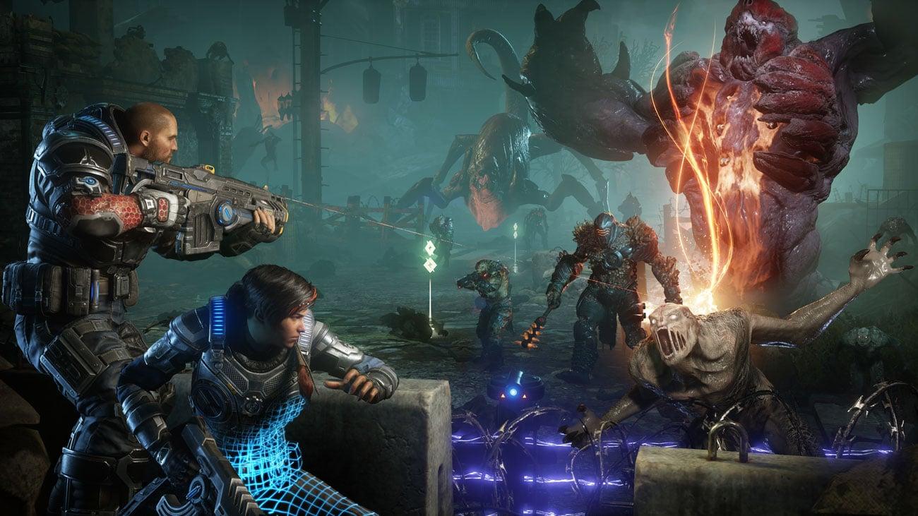 Gra Xbox One Gears 5 Edycja Standardowa