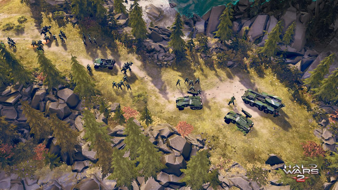 Gra na konsolę Xbox One Halo Wars 2 Zbuduj armię