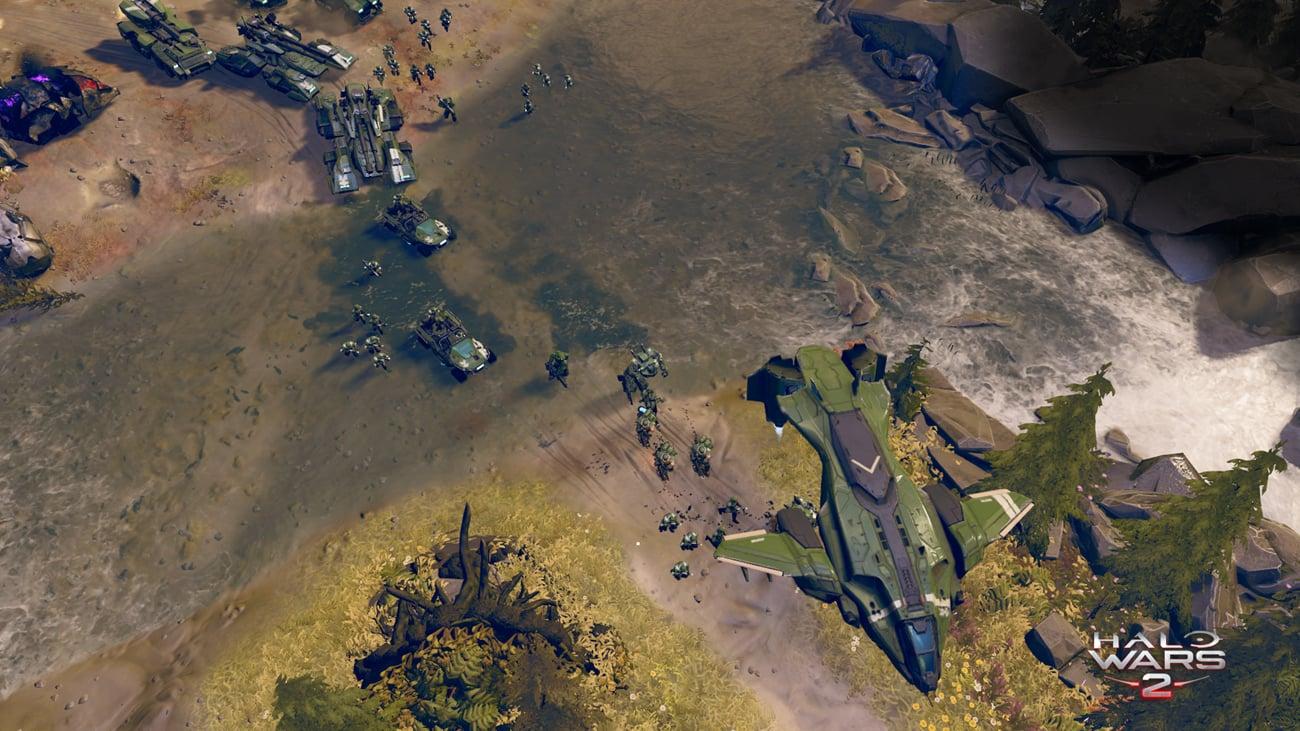Gra na konsolę Xbox One Halo Wars 2 Gra wieloosobowa
