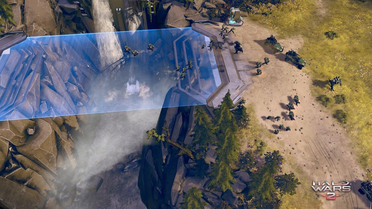 Gra na konsolę Xbox One Halo Wars 2 Najazd Wojna błyskawiczna