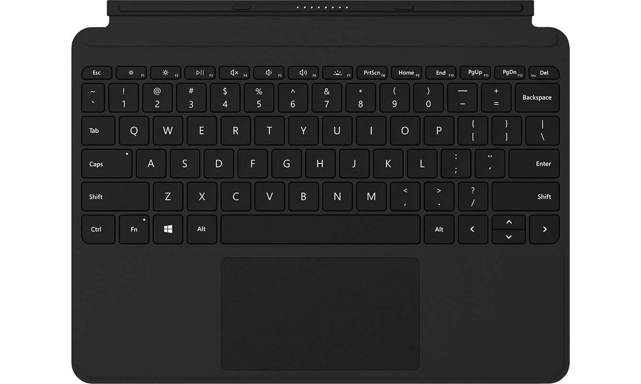Klawiatura Type Cover do Microsoft Surface Go Czarna
